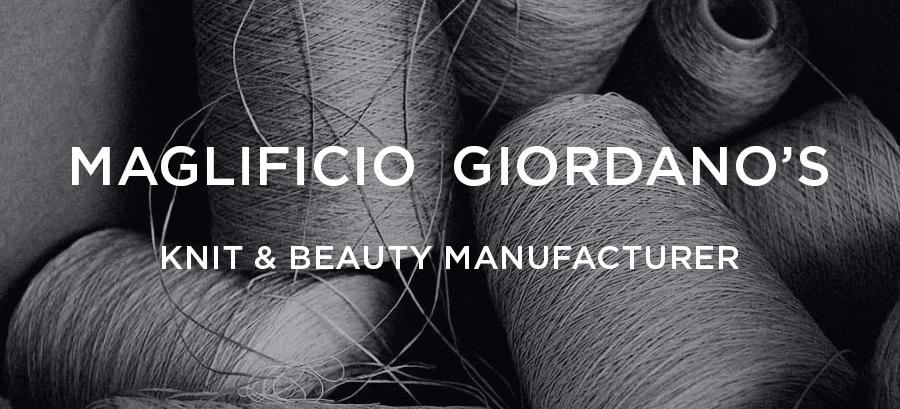 Maglificio Giordano's immagine in homepage